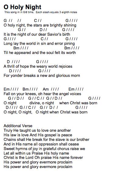 oholynight-chord
