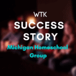 Michigan Homeschool Group Plays Worship Concert with Eric'sProgram