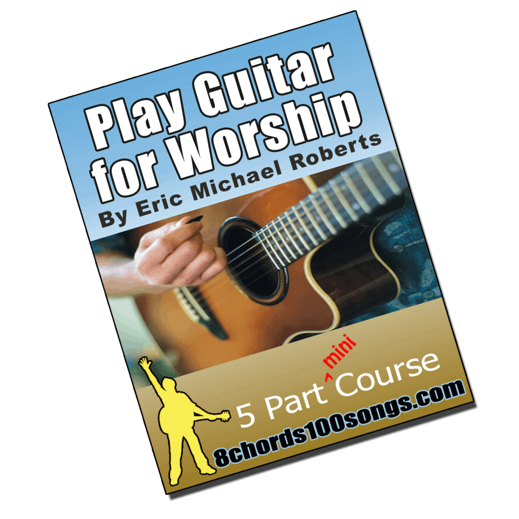 5 Part Mini Course for Worship Guitar