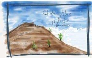 climbingthehillside