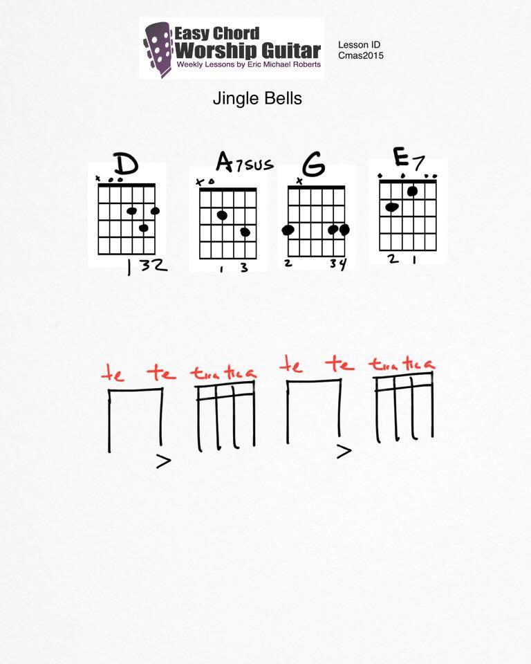 Jingle Bells Guitar Session Wtk