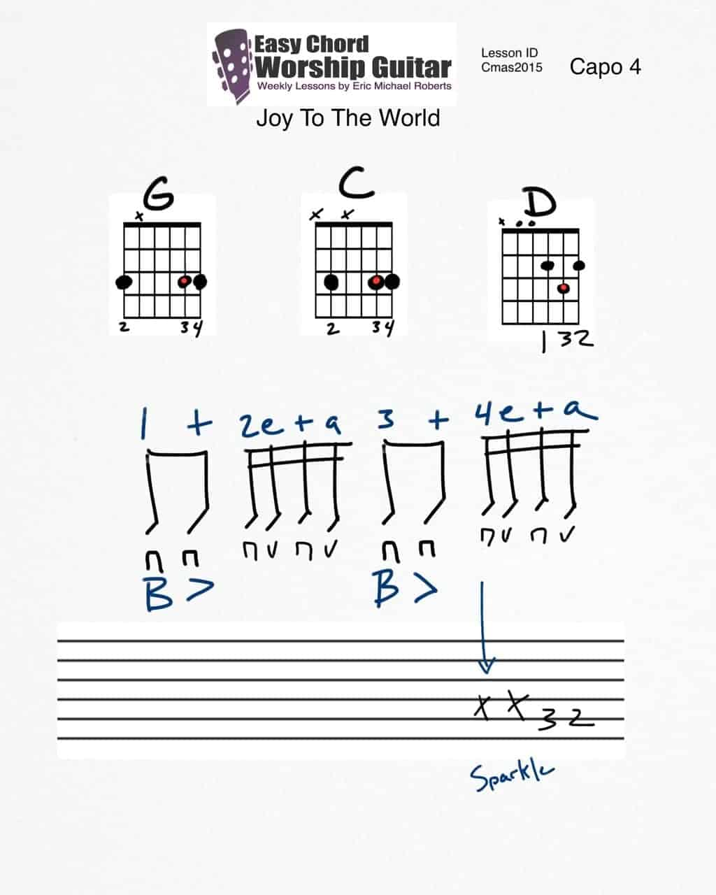 joytotheworld-lesson