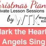 Hark the Herald Angels Sing - Christmas Piano Session