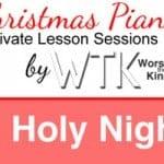 O Holy Night - Christmas Piano Session