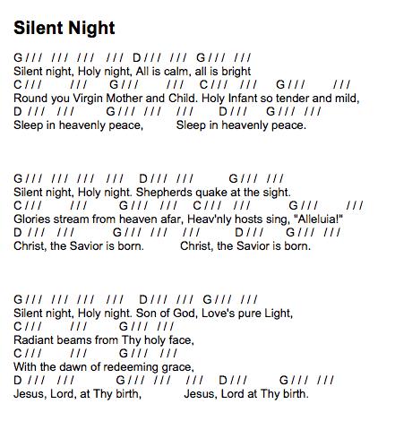 silentnight-chord