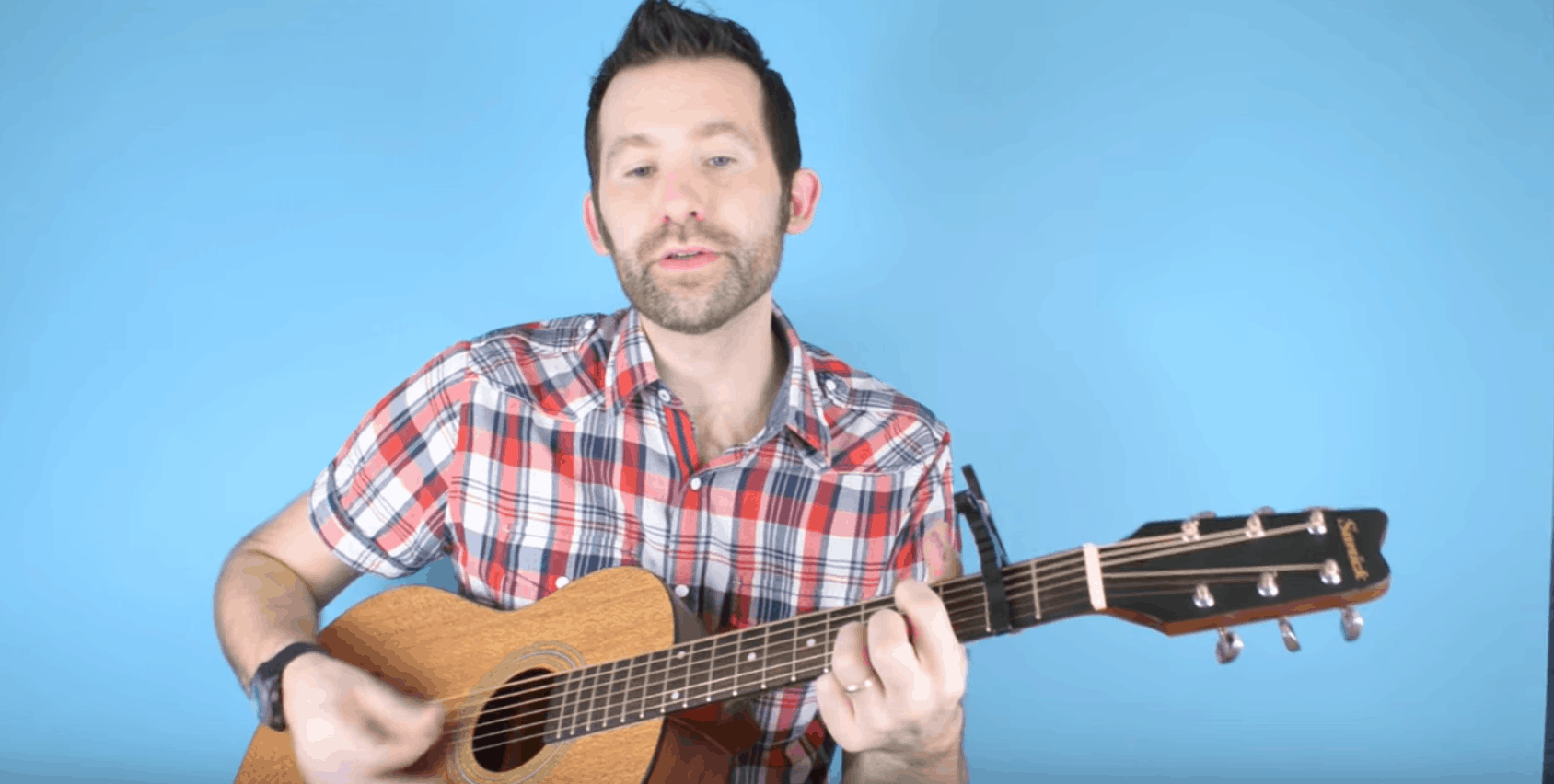 Watch This Easy Version Of Indescribable On Guitar Wtk
