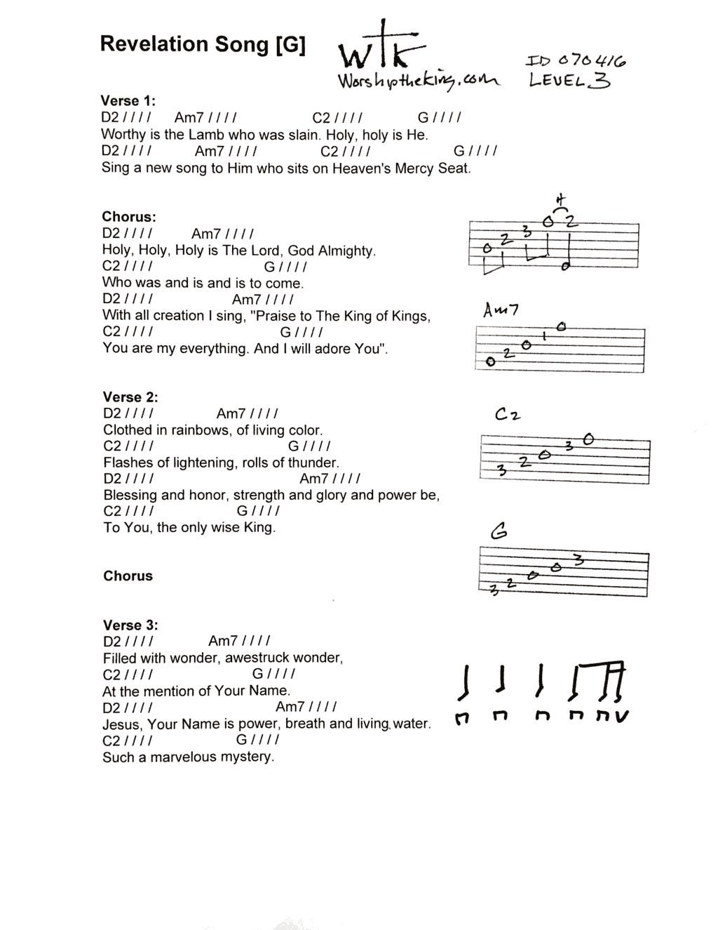 revelationsong-chart