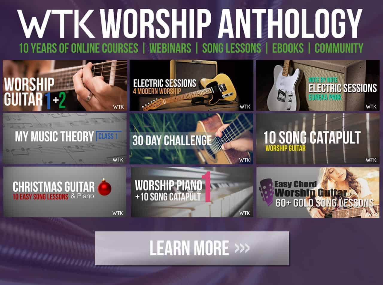 Welcome to WorshiptheKing (Youtube) – WTK