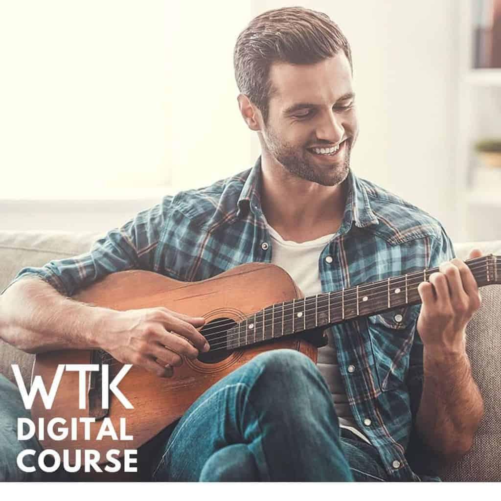 Next Level Modern Worship Guitar