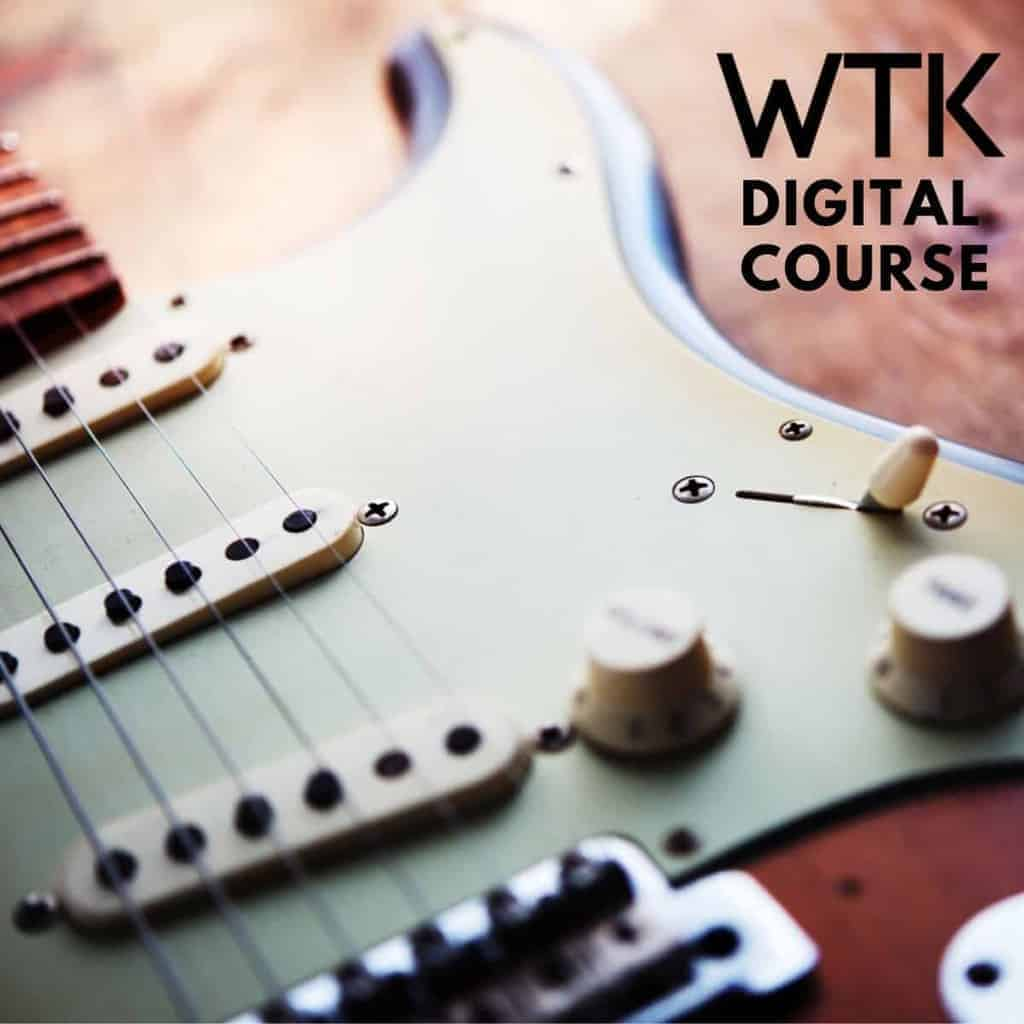 Essential Beginner Electric Guitar for Worship