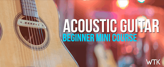 Acoustic Guitar Mini Course