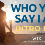 Who You Say I Am Intro Riff