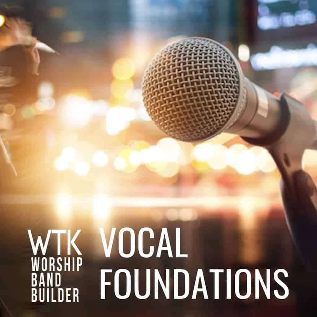 Vocal Foundations Sessions